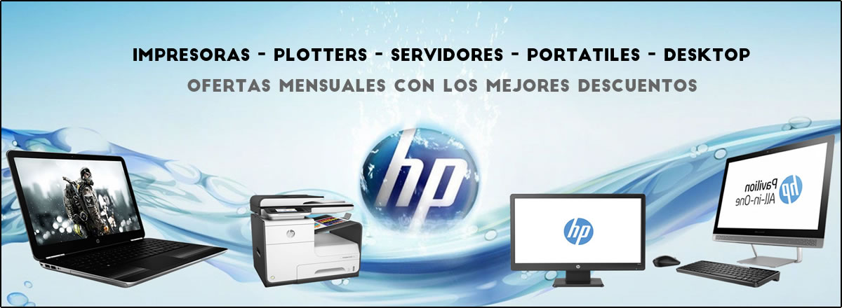 Ofertas HP